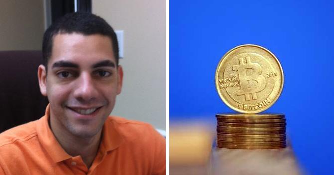 Mamagüevo que gritaba precio del dólar mutó en el mamagüevo que grita precio del bitcoin