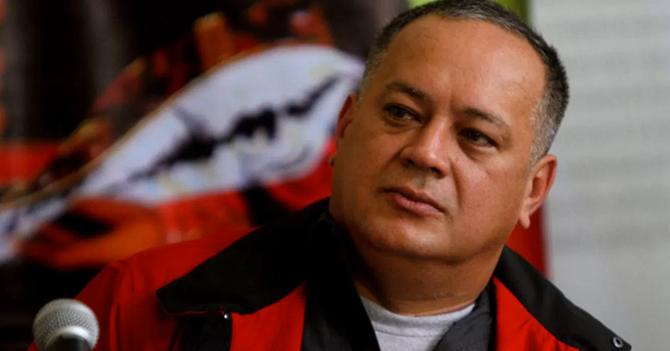 5 teorías de por qué Diosdado no participó en el mensaje del Gobierno en lenguaje de señas