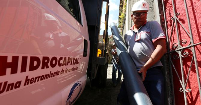 Hidrocapital anuncia que no habrá agua en Carnaval como si en otra época hubiese