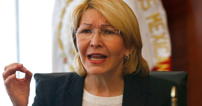 """Luisa Ortega: """"Diosdado me obligó a robarme un realero y a depositarlo en mi cuenta"""""""