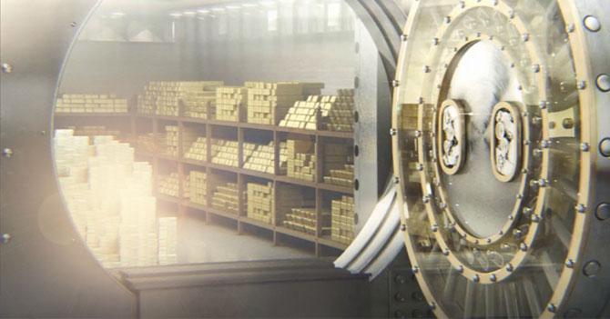 Dinero robado de CORPOELEC ilumina perfectamente bóveda de banco en Andorra
