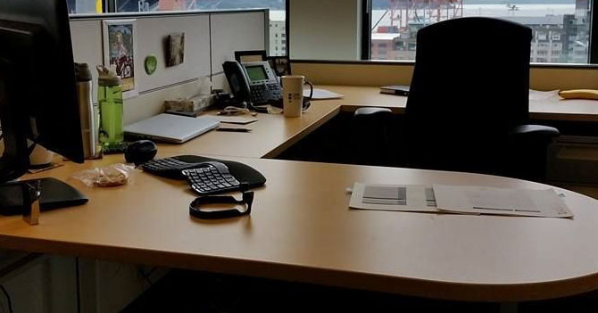 Ausentismo laboral en empresa pasa desapercibido por ausentismo de clientes