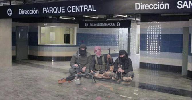 Estado Islámico se atribuye el funcionamiento normal del Metro de Caracas