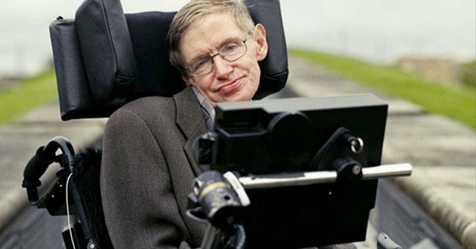 6 frases célebres que nos dejó Stephen Hawking