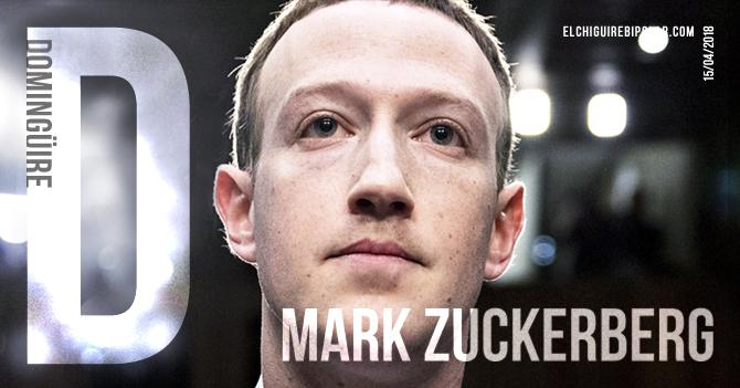 Domingüire No. 223: Mark Zuckerberg