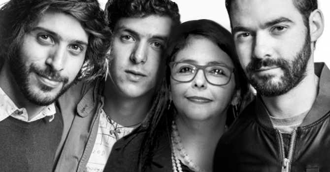 ANC nombra a Delcy Rodríguez como nueva bajista de Rawayana