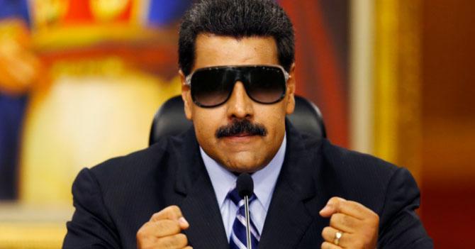 Maduro acusa de plagio al presidente de Nicaragua