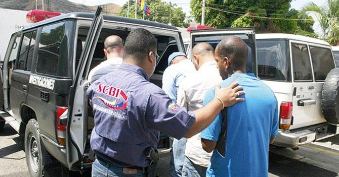 SEBIN se apega a la Ley contra el Odio y detiene a 200 mil venezolanos por odiar los lunes