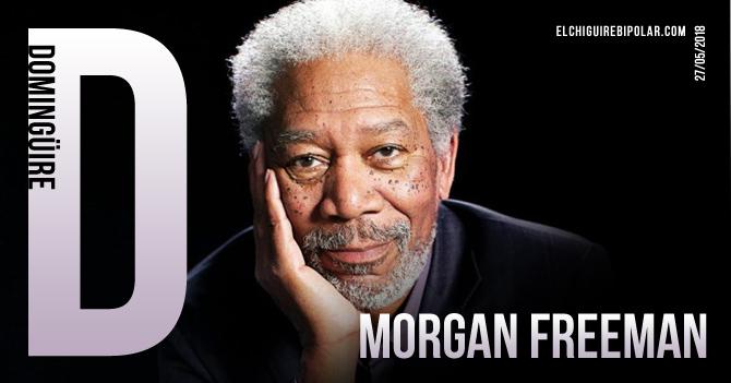 Domingüire No. 229: Morgan Freeman