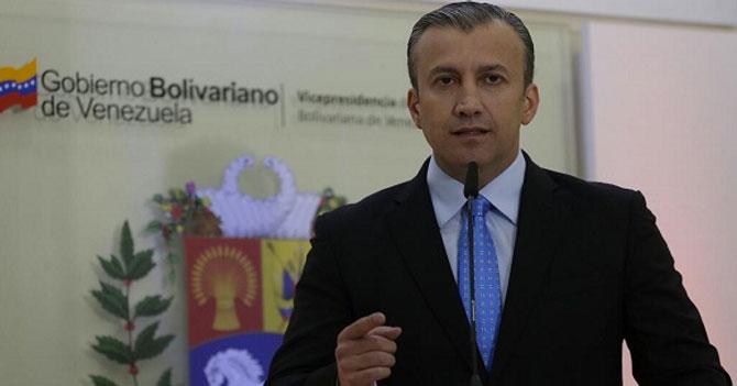 El Aissami anuncia creación de casas de cambio para que la gente JAJAJAJAJAJA