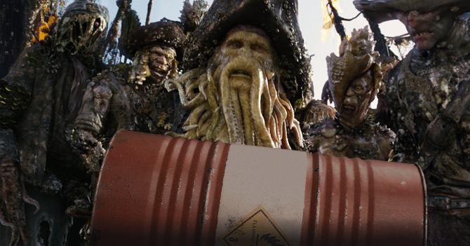 Para evitar embargo, PDVSA contrata el barco de Davy Jones para envíos de petróleo
