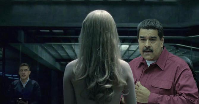 Maduro programa a venezolanos para que voten