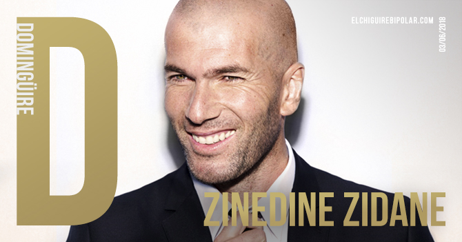 Domingüire No. 230: Zinedine Zidane
