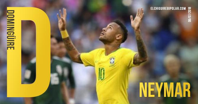 Domingüire No. 235: Neymar