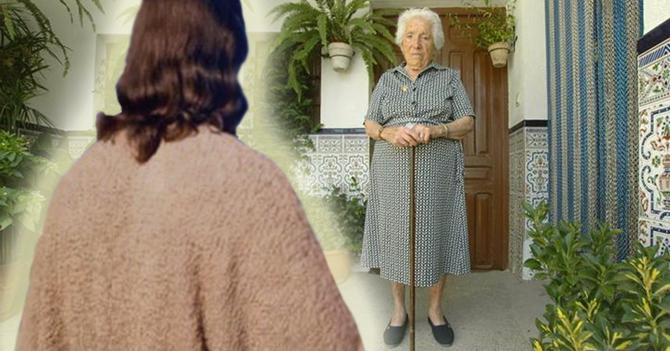 Por joder, Dios decide darle 20 años más a abuela para que familia no se vaya del país