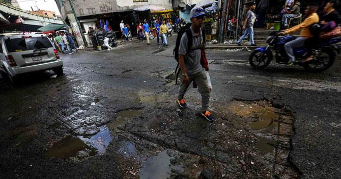 Gobierno celebra cumpleaños de Caracas dándole salita por 19 años