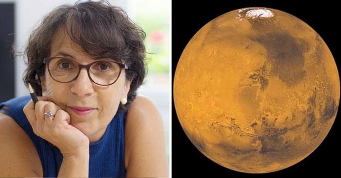 Revelan que agua en Marte la encontraron las mamás de los científicos que sí saben buscar bien