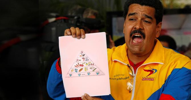 INFOGRAFÍA: La Pirámide Alimenticia según el Gobierno
