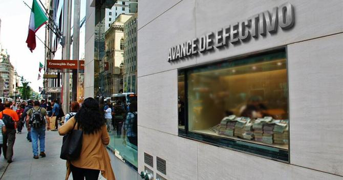 Abren tienda de venta de efectivo venezolano en la Quinta Avenida de New York
