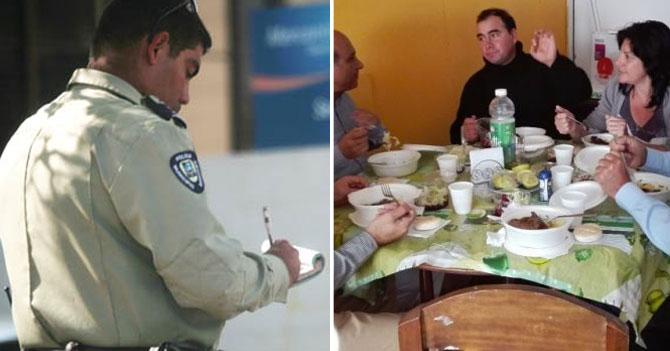 Personas que lleguen de visita a la hora del almuerzo serán multados con 100 unidades tributarias