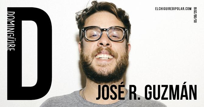 Domingüire No. 239: José Rafael Guzmán