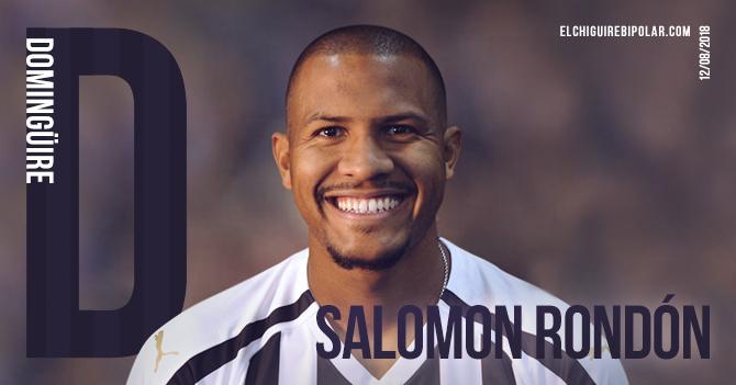 Domingüire No. 240: Salomón Rondón