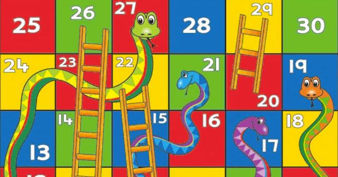 INFOGRAFÍA: Serpientes y Escaleras de la crisis eléctrica.
