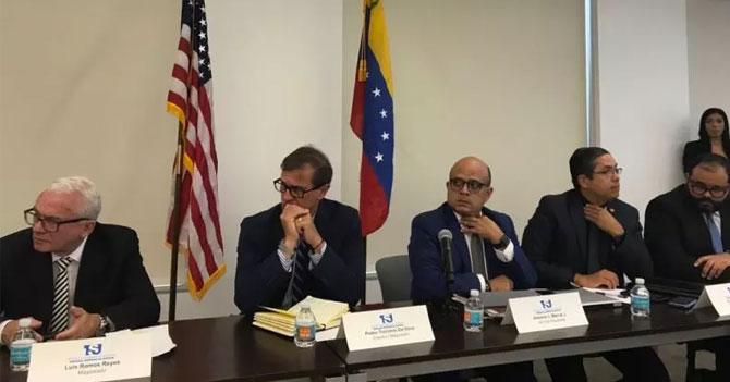 TSJ en el exilio condena a Maduro a ser esperado en la bajaíta
