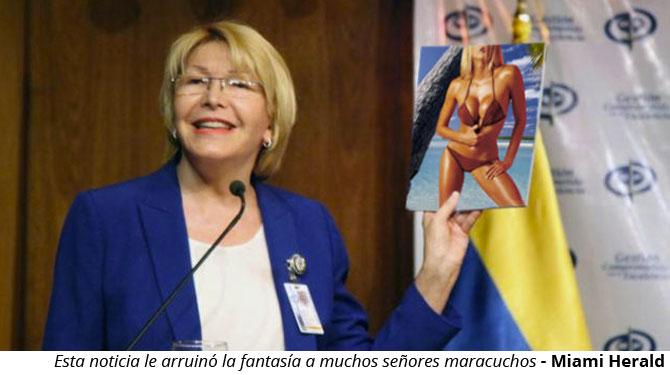 "Luisa Ortega vuelve a revelar detalles de su pasado: ""Yo era la catira Regional"""