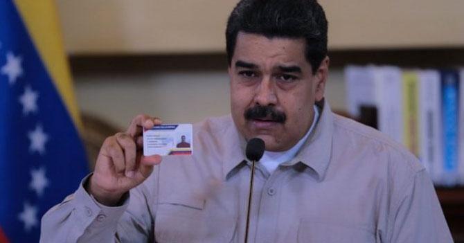 Gobierno exigirá Carnet de la Patria para ser opositor