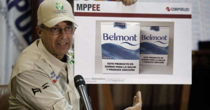 CORPOELEC anuncia que electricidad de Zulia se fue a comprar cigarros