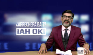 Reporte Semanal - Bisagra: ¿Arrechera bait? ¡Ah, ok!