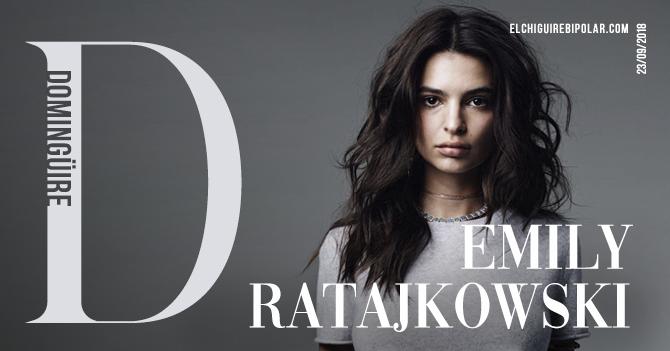 Domingüire No. 246: Emily Ratajkowski