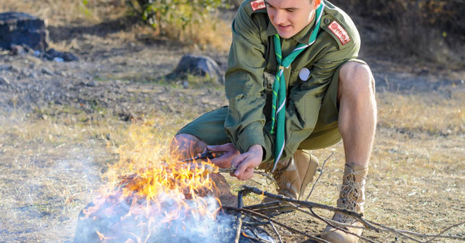 PDVSA combatirá escasez de gas ofreciendo servicio de boy scouts