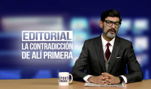 Reporte Semanal - Editorial: la contradicción de Alí Primera