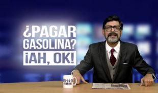 Reporte Semanal - Bisagra: ¿Pagar Gasolina? ¡AH, OK!