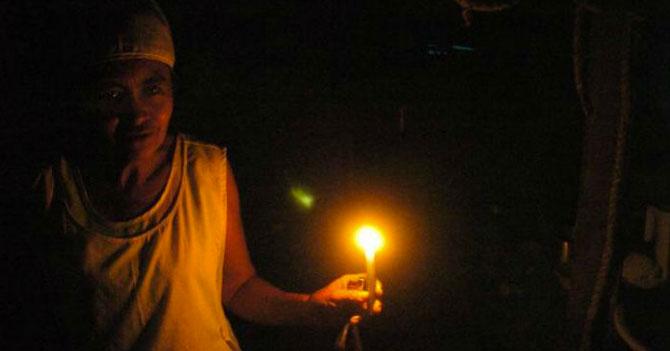 ¿Por qué se fue la luz en toda Venezuela?