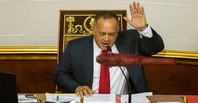 Asamblea Nacional Constituyente ratifica la Ley de Gravedad
