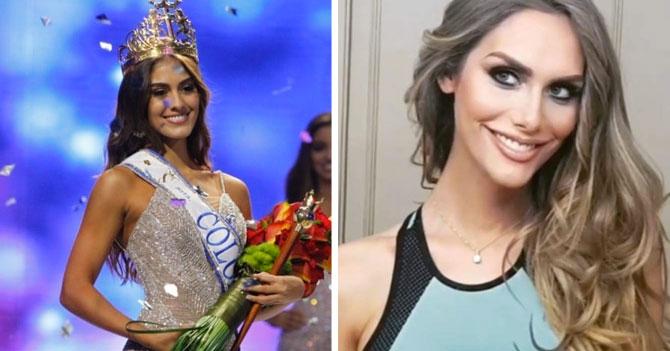 Miss Colombia molesta porque haya una candidata mas operada que ella en certamen de Miss Universo