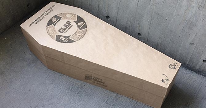 Gobierno combate escasez de urnas rediseñando cajas Clap