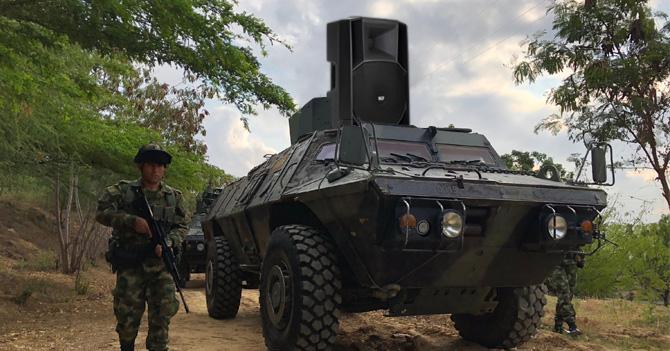 Gobierno pone el Alma Llanera en altavoz gigante para que el ELN se vaya