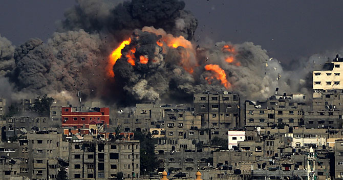 Conmebol muda partido Boca-River a la Franja de Gaza por seguridad