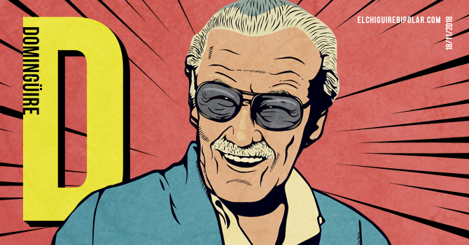 Domingüire No. 254: Stan Lee