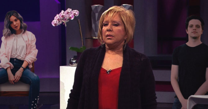 Sheryl y Lasso van a ¿Quién Tiene la Razón?