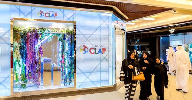 Tiendas CLAP estrenará nuevas sucursales en Mónaco, Londres y Dubai