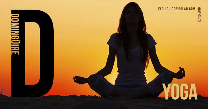 Domingüire No. 258: Yoga