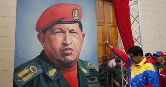 Venezuela celebra lo que se siente como los primeros 6000 años del chavismo