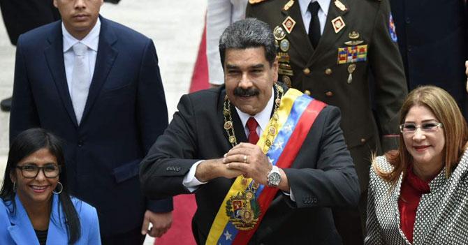 10 países que sí estarán presentes en la juramentación de Maduro