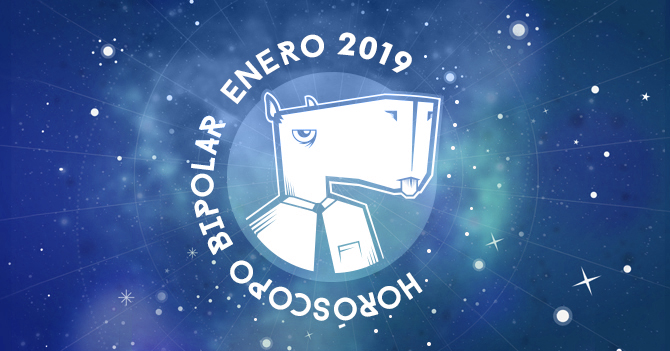 Horóscopo Bipolar: Especial ¿Qué nos depara 2019?