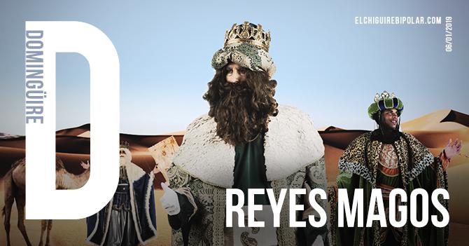 Domingüire No. 261: Reyes Magos